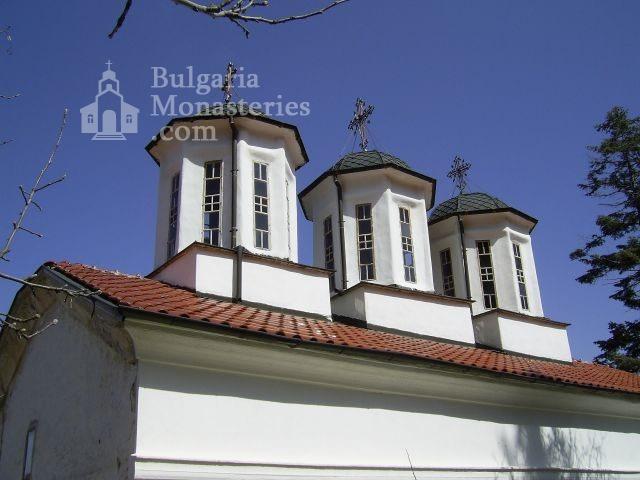 Лозенски манастир - Куполите на църквата (Снимка 14 от 15)