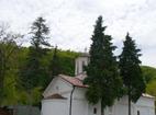 """Лозенски манастир - Църквата """"Св. Спас"""""""