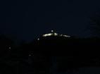 Лясковски манастир - Манастирът прес ноща