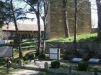 Лясковски манастир - Манастирският двор