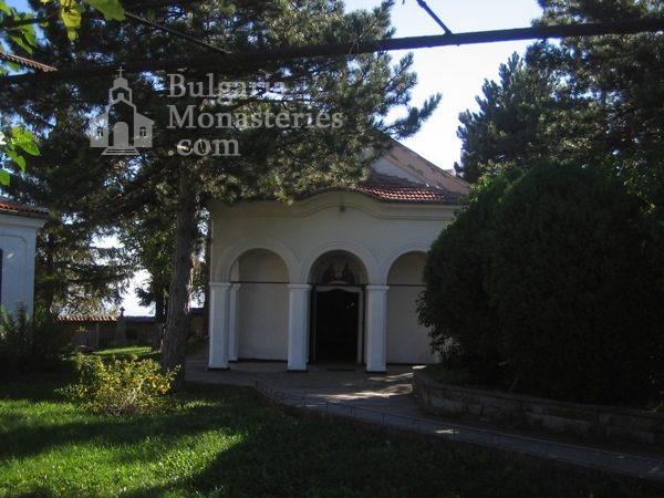 Лясковски манастир - Църквата (Снимка 13 от 13)
