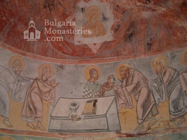 Маломаловски манастир - Стенописи в църквата (Снимка 4 от 17)