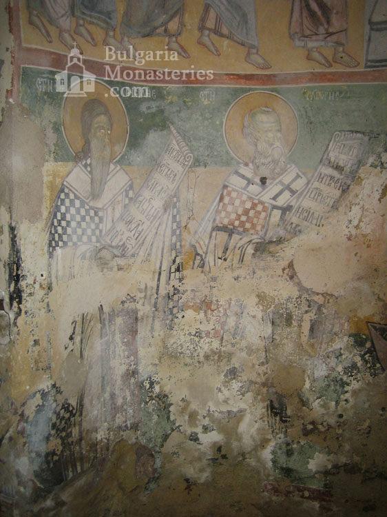 Маломаловски манастир - Стенописи в църквата (Снимка 9 от 17)