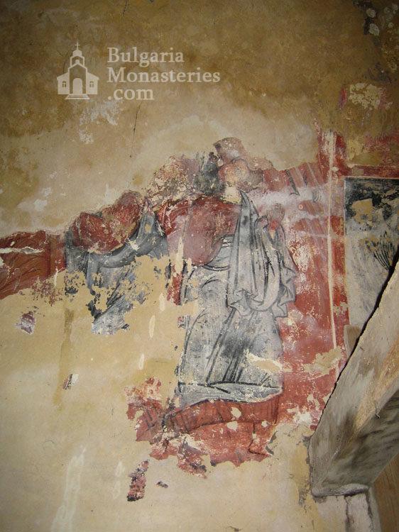 Маломаловски манастир - Стенописи в църквата (Снимка 11 от 17)