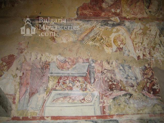 Маломаловски манастир - Стенописи в църквата (Снимка 12 от 17)