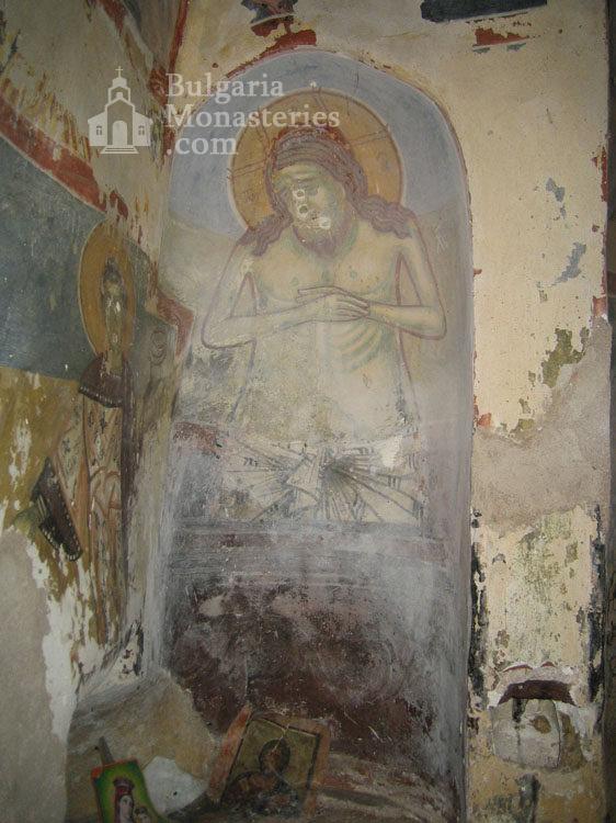 Маломаловски манастир - Стенописи в църквата (Снимка 14 от 17)