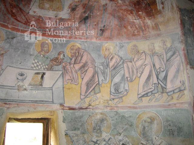Маломаловски манастир - Стенописи в църквата (Снимка 15 от 17)