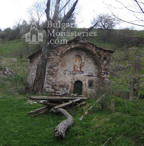 Маломаловски манастир - Църквата