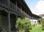 Мулдавски манастир - Жилищните сгради
