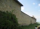 Мулдавски манастир - Манастирът от вън