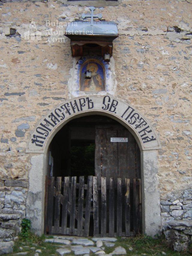Мулдавски манастир - Манастирските порти  (Снимка 31 от 31)
