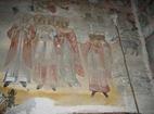 Мулдавски манастир - Стенописи в църквата