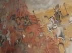 Мулдавски манастир - Страшният съд