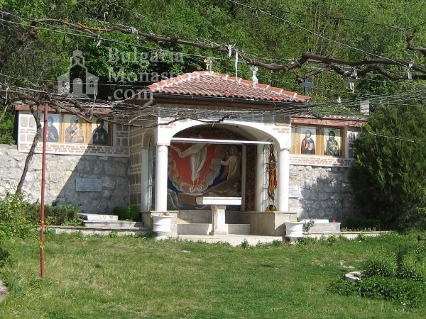 Патриаршески манастир - Чешмата в двора (Снимка 7 от 23)