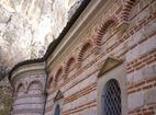 Патриаршески манастир - Детайл от църквата