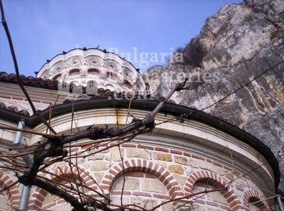 Патриаршески манастир - Детайл от църквата (Снимка 23 от 23)