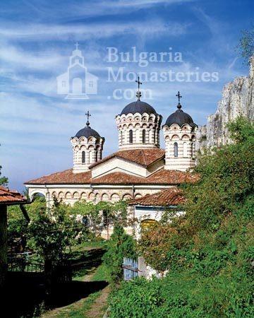 Патриаршески манастир - Църквата ,,Св. Троица