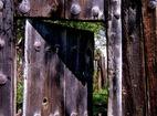 Пещерски манастир - Манастирската порта