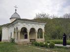 Плаковски манастир - Църквата