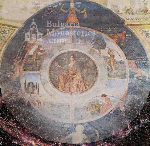 Преображенски манастир - Колелото на живота (Снимка 19 от 29)