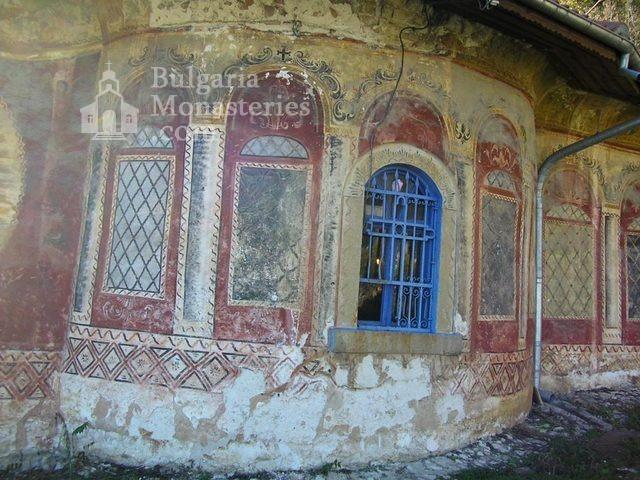 Преображенски манастир - Църквата (Снимка 5 от 29)