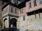 Преображенски манастир - Входа на манастира