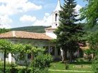 Присовски манастир - Комплексът от вътре