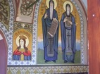 Присовски манастир - Стенописи в църквата - 17 в.