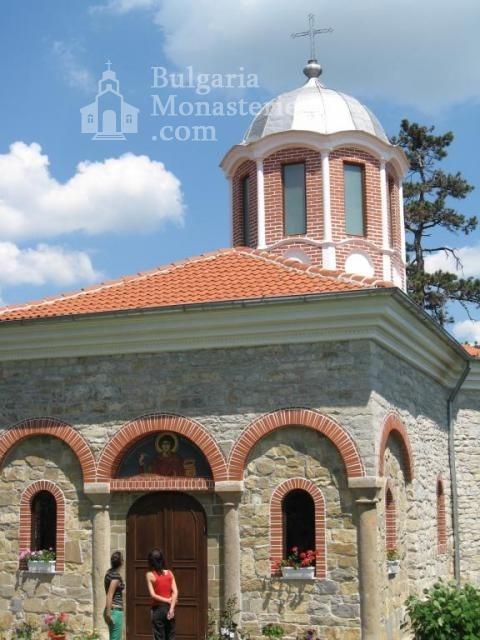 Присовски манастир - Църквата