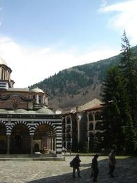 Рилски манастир - Хрельовата кула
