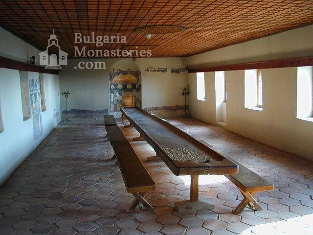 Роженски манастир  - Трапезарията (Снимка 13 от 16)