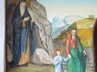 Руенски манастир - Стенописи в църквата