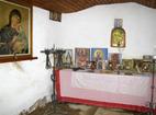 Сапаревобански манастир - В параклис Св. Стилиян Пафлагонийски до аязмото на манастир Св. Стефан