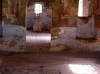 Сеславски манастир - Вътрешността на църквата