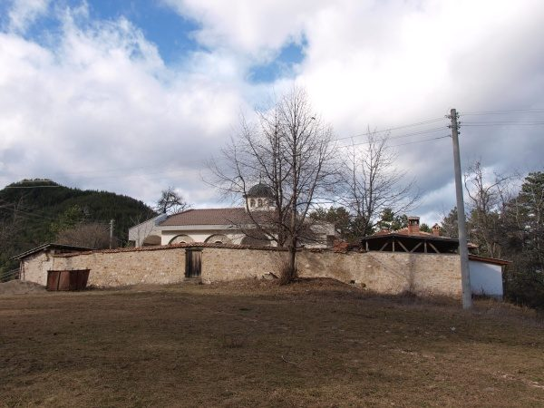 Смолянски манастир (Снимка 1 от 9)
