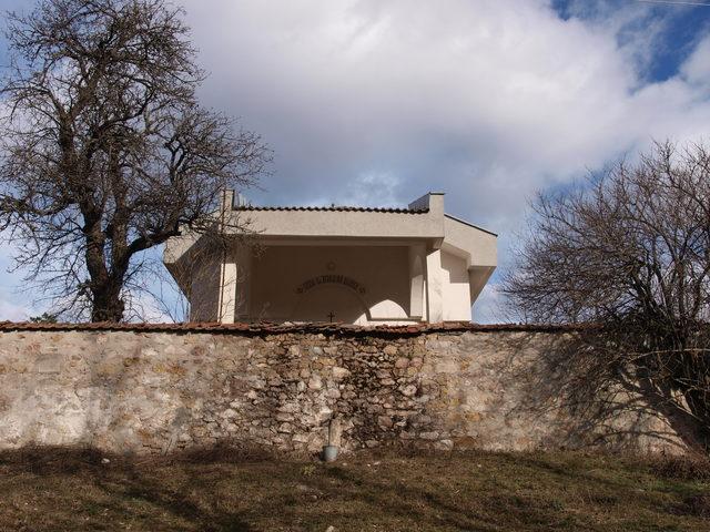 Смолянски манастир - Църквата (Снимка 8 от 9)