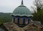 Соколски манастир - Куполът на църквата