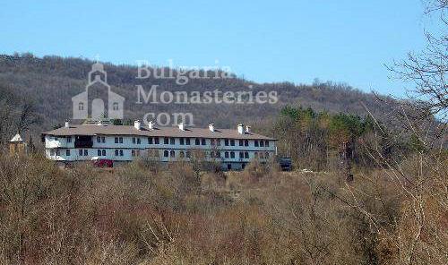 Струпешки манастир - Манастирът от далеч (Снимка 7 от 11)