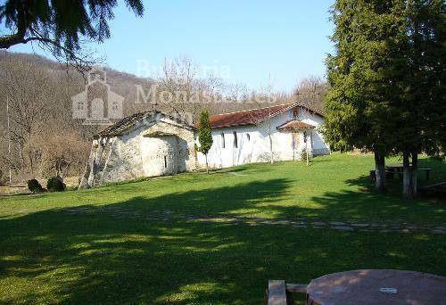 Струпешки манастир - Манастирската църквата (Снимка 6 от 11)