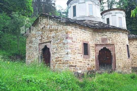 Тетевенски манастир - Църквата