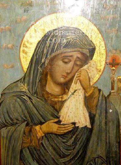 Троянски манастир - Икона Богородица (Снимка 20 от 50)