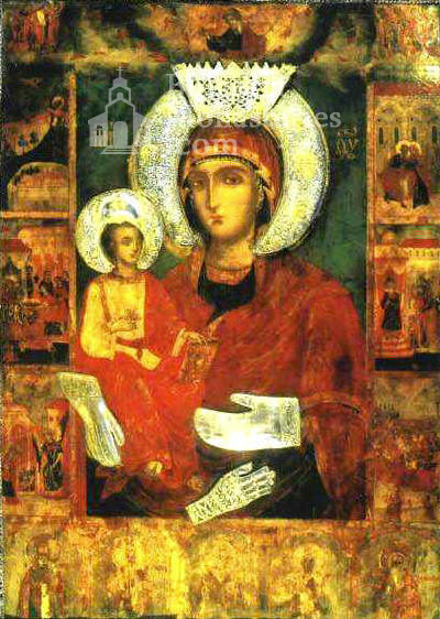 Троянски манастир - Иконата Богородица Троеручица (Снимка 24 от 50)