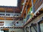 Троянски манастир - Жилищните сгради