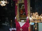 Троянски манастир - Олтарът на църквата