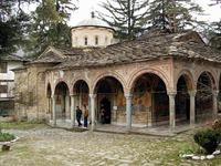 """Троянски манастир - Църквата """"Успение Богородично"""""""