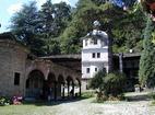 Троянски манастир - Вътрешен двор