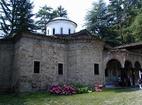 """Троянски манастир - църквата ,,Успение Богородично"""""""
