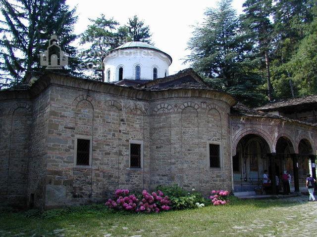 Троянски манастир - църквата ,,Успение Богородично