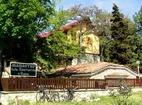Варненски манастир - Комплексът от вън