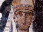 Земенски манастир - Жената на деспот Деян - Доя